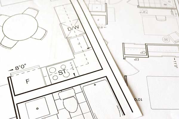 Texas architectural drafting services